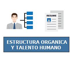 Estructura y talento humano Indeportes Antioquia