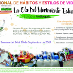 invitacion ola movimiento Indeportes Antioquia